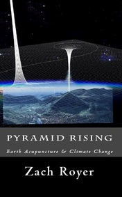 Pyramid Rising paperback by Zach Royer